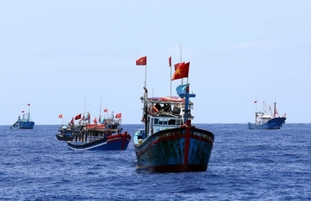 Vietnam Fisheries Society strongly protests against China's fishing ban on East Sea