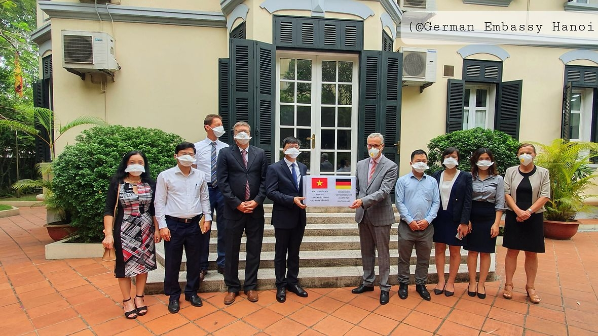 vietnamese alumni in germany give back to the country that lays foundation for their career