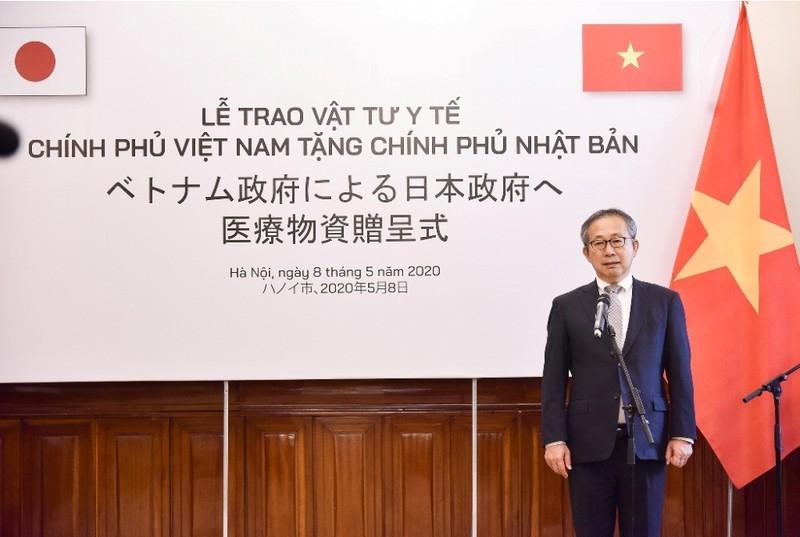 japanese ambassador praises vietnam for its covid 19 response