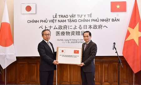 Japanese Ambassador praises Vietnam for its COVID-19 response