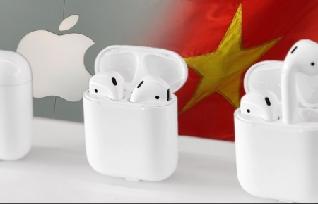 Nikkei: Apple ramps up AirPods production in Vietnam amid COVID-19