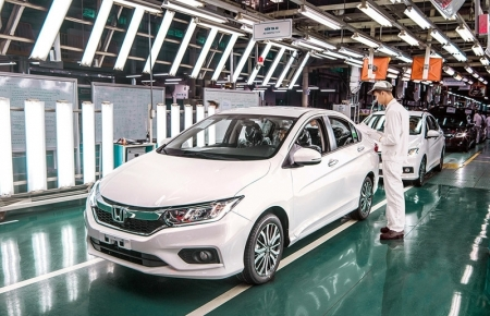 Honda Vietnam may ease manufacturing due to COVID-19 impacts