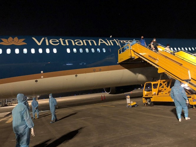 untold story about landmark direct flight from vietnam to us