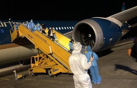 Untold story about landmark direct flight from Vietnam to U.S