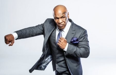 Mike Tyson explains desire to fight again: 'I feel unstoppable now