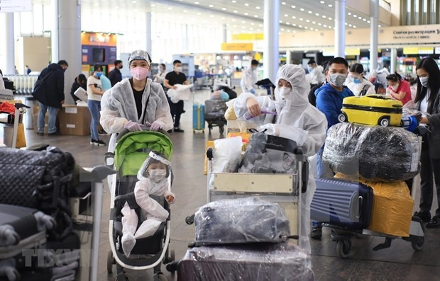 4300 stranded overseas vietnamese to be repatriated on special flights