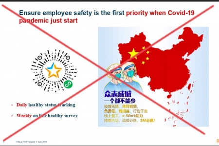 Vietnam netizens fire up with Bayer's documents containing China nine-dash line