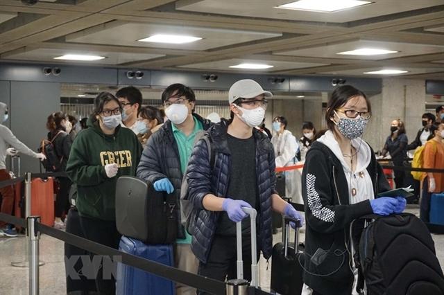 hundreds of vietnamese citizen return home from europe us