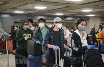 hundreds of vietnamese citizen return home from europe us