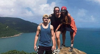 three irish youngsters tell about life in safe haven of vietnam amid covid 19