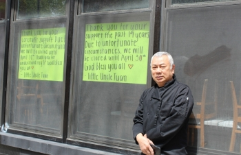 gofundme started for vietnamese restaurant burned down in riot in the us