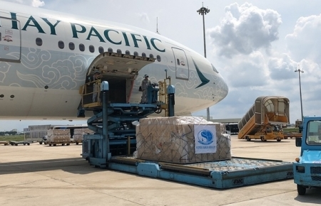 5 million made-in-Vietnam personal protective equipment arrives in New York