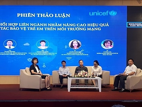 protecting children in cyberspace requires extra effort confab