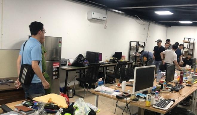 vietnam bust usd26 billion online gambling ring