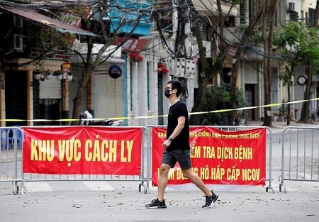 American reporter feels lucky staying in Vietnam amid COVID-19