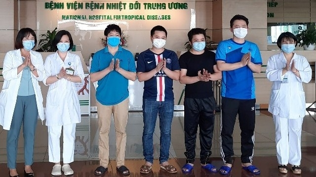 nearly 91 covid 19 patients in vietnam recover