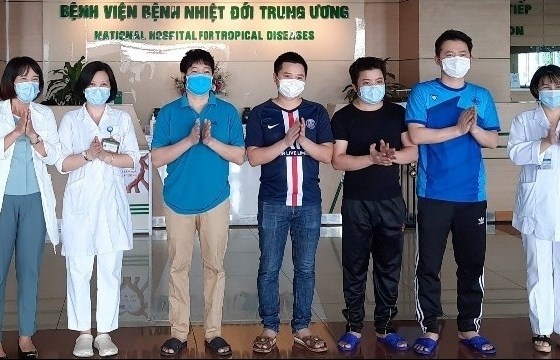 Nearly 91%  Covid-19 patients in Vietnam recover