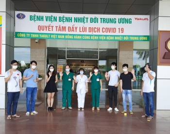 most foreign covid 19 patients in vietnam covered by medical insurance