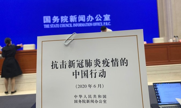 china issues white paper on covid 19 denying lawsuits or compensation claims