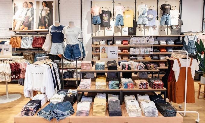 australian fashion brand cotton on comes to vietnam