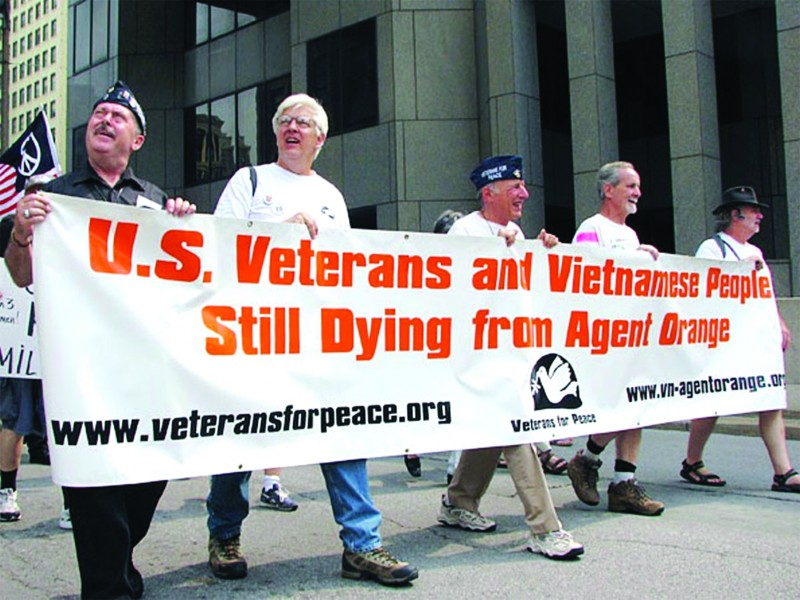supporting agent orange victims the call from conscience