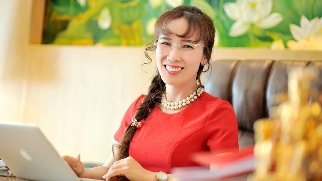 CEO Vietjet only Vietnamese in the world's most powerful women list of 2019