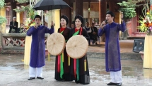 Bac Ninh preserves, develops Quan Ho folk songs