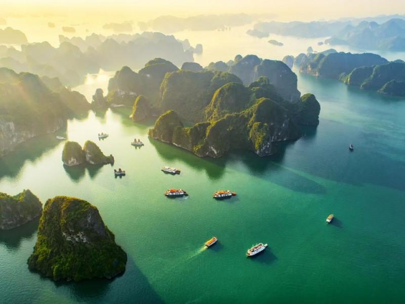 6 most picturesque destinations in vietnam