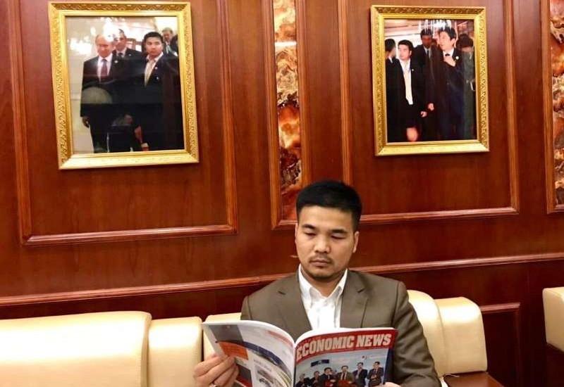 vietnamese origin billionaire becomes senior advisor of bosnian president