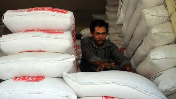 rice exports cambodia surge