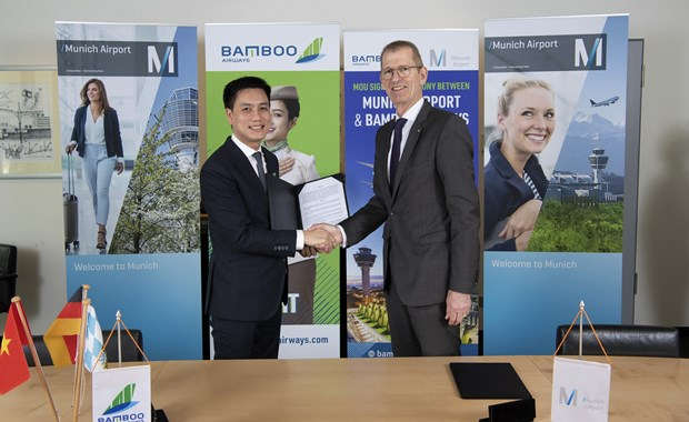 bamboo airways to open vietnam germany route