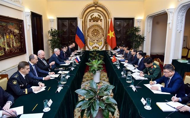 viet nam russia seek ways to enhance ties