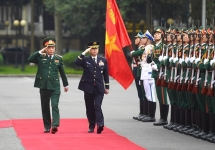 defense cooperation vietnam and japan agreed to continue promoting
