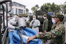 latest news covid 19 in vietnam chairman calls for calm