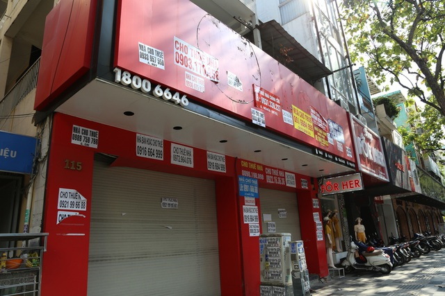 shop closures in hanoi hcm city due to coronavirus fears
