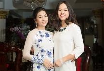 two gorgerous daughters in tan hiep phat family vanguard sealer and human resoure management treasure