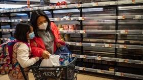 how asia fend off hoarders amidst coronavirus panic