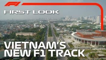 UPDATE FORMULA 1 (F1) GRAND PRIX IN VIETNAM