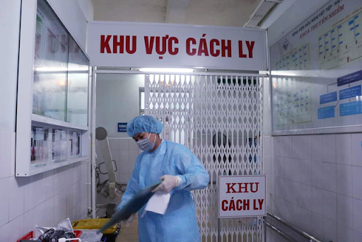 Covid-19 patients in Vietnam receive Free Treatment