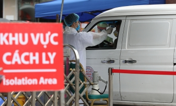 covid 19 suspects quarantined in vietnamese hospitals drop by nearly 1000
