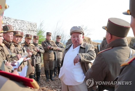 North Korean leader Kim Jong-un stayed out of public