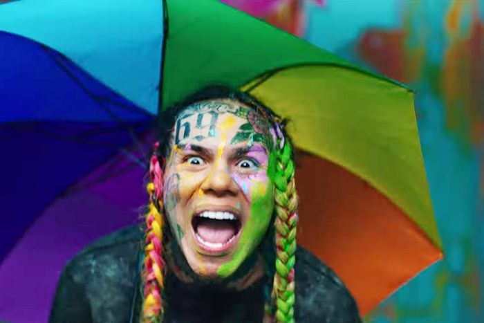 tekashi 6ix9ine releases gooba first new song since returning home from prison