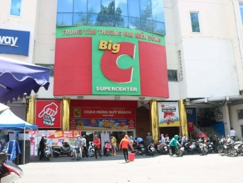 one big c supermarket in vietnam to close due to high rent