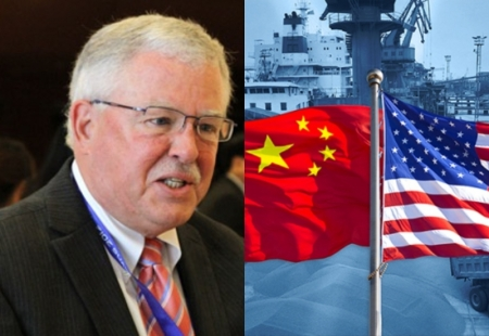 Carl Thayer: US challenges China to win over littoral states bullied by China