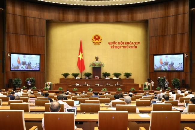 Vietnam's National Assembly approves EU – Vietnam Free Trade Agreement