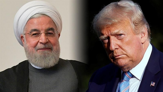 Iran issues arrest warrant:  President Trump Trump faces no real threat