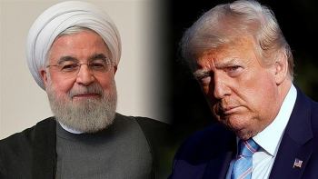 iran issues arrest warrant president trump trump faces no real threat