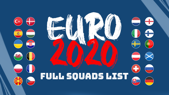 Watch Euro 2020: Schedule, Fixtures, Squad, TV, Stream and Predictions