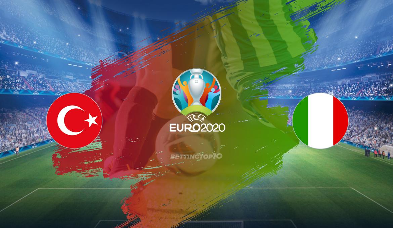 Euro 2020 Italy vs Turkey: Previews, Predictions, Team News, Betting, Odds