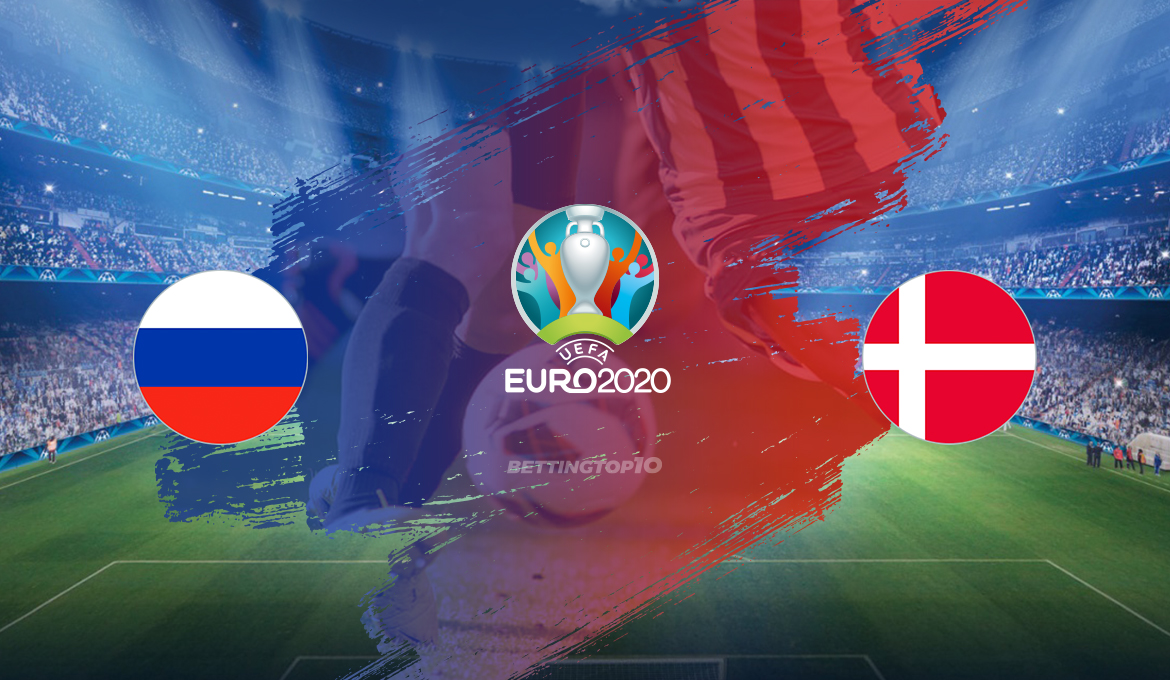 Russia vs Denmark: Fixtures, match schedule, TV channels and live stream